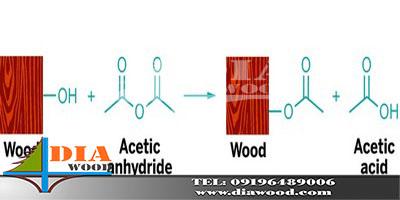 ترموود چوب نما وروشهای اصلاح چوب